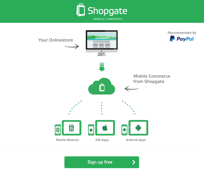 Shopgate Video
