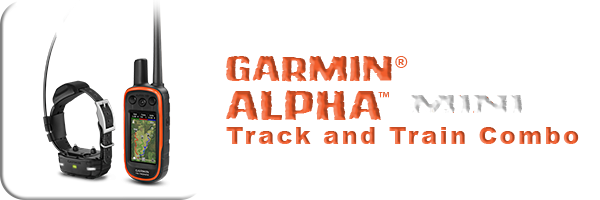 Garmin® Alpha mini Combo
