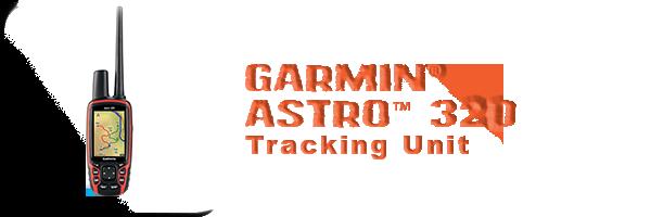 Garmin® Astro™ 320