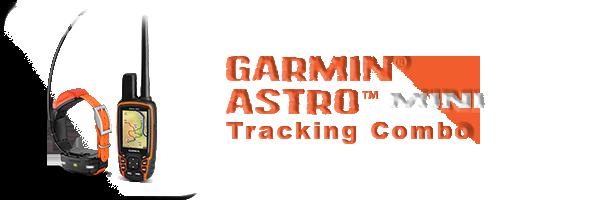 Garmin® Astro mini Combo