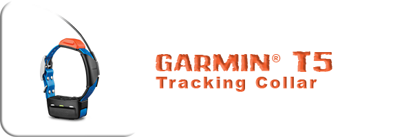 Garmin® T5 Tracking Collar