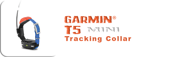 Garmin® T5 mini Tracking Collar